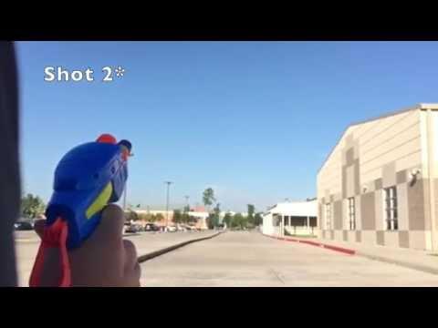 Physics - Muzzle Velocity of a Nerf Gun