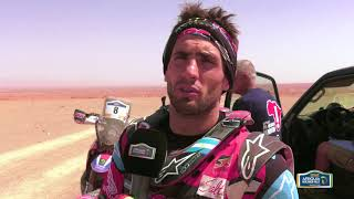 AFRIQUIA MERZOUGA RALLY - STAGE 4 - Race & Results