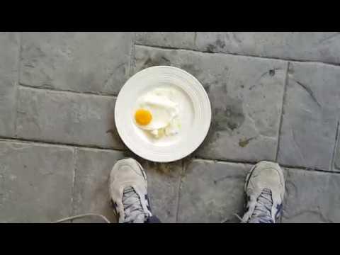 Cooking eggs in Australia