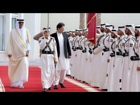 Qatar Warmly Welcomes Imran Khan