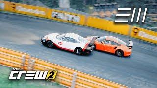 The Crew 2 - Porsche 911 GT3 RS | Race vs Road Car Challenge!