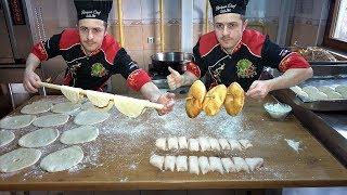 Traditional Dough Fries Recipe Local Name Turkish Pişi