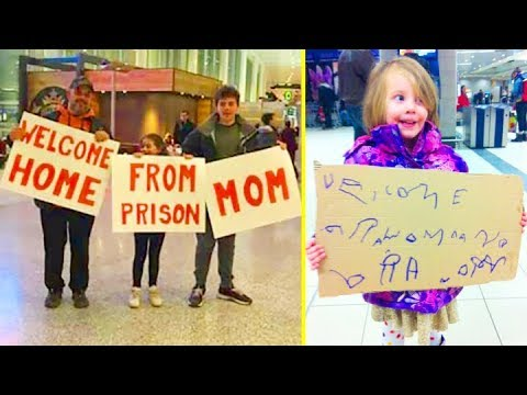 The Best Airport Pickup Signs That Were Impossible To Miss 「 funny photos 」