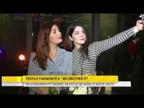 """Festa e pazakontë e """"Big Brother 9""""! - Top Channel Albania - News - Lajme"""