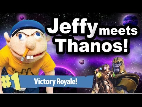 SML Parody: Jeffy Meets Thanos!
