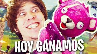 HOY *CASI* GANAMOS