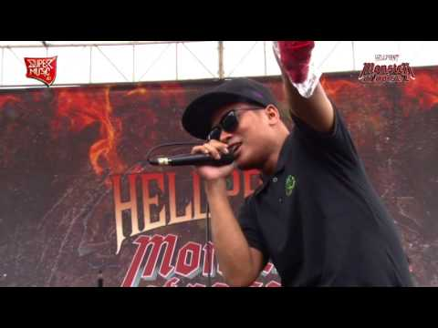 FOODCOURT Live at HELLPRINT - MONSTER OF NOISE 2