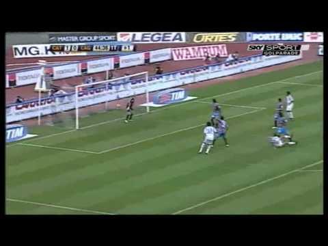 Daniele Dessena ~ Catania vs Cagliari ~ 18/10/2009