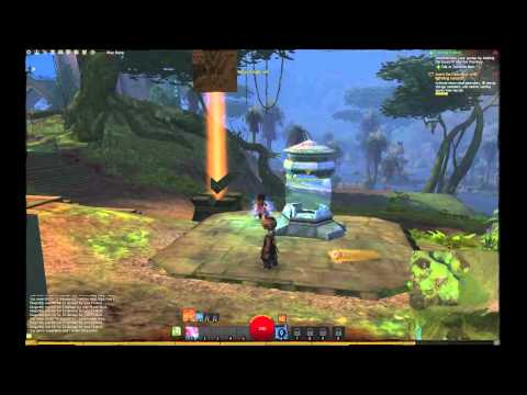 Guild wars lets play and walkthrough part 2 The treacherous Asura!