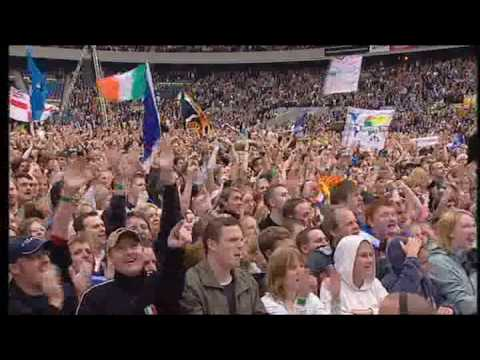 The Proclaimers - I´m Gonna Be (500 miles) - Live In Edinburgh