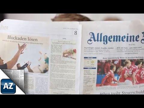 Leseförderung: Schüler lesen Zeitung