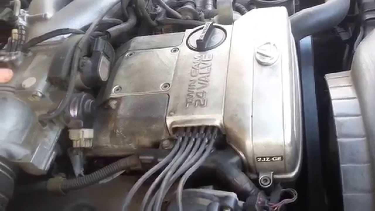 1993 lexu gs300 engine [ 1280 x 720 Pixel ]