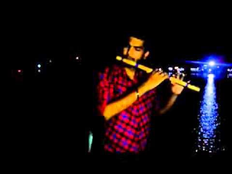 Teri galliyan on flute