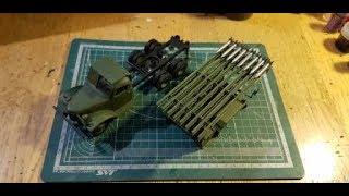 БМ-13 ''Катюша''(Zvezda) 35 scale...крок 3