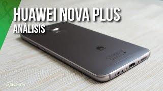 Análisis Huawei Nova Plus, review en español