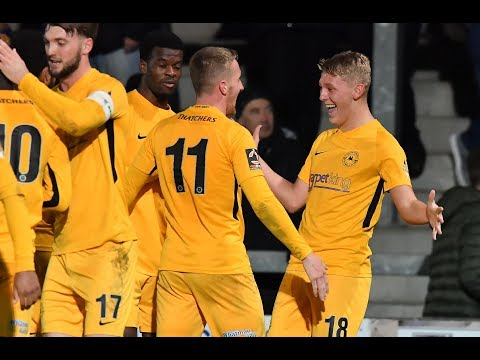 Official TUFC TV | Torquay United 4 - 1 St Albans City 13/11/18