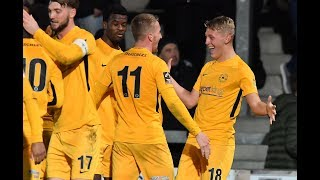 Official TUFC TV   Torquay United 4 - 1 St Albans City 13/11/18