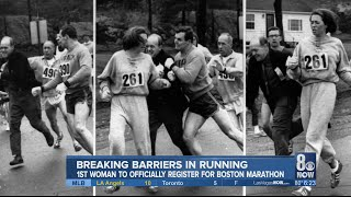 First Woman to run the Boston Marathon joins Rock-n-Roll Marathon.