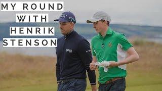My Round On Scottish Links With Henrik Stenson
