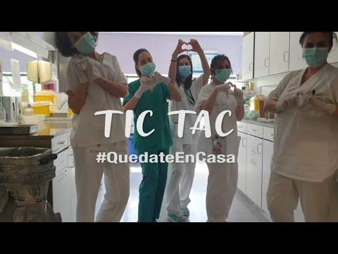 Tic-Tac (El Rock canta al Coronavirus)