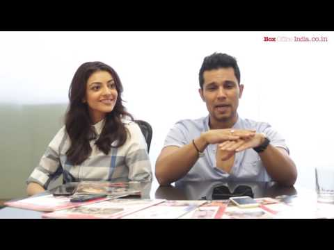 Do Lafzon Ki Kahani | Randeep Hooda ,Kajal Aggarwal | In Conversation | Box Office India |