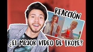 REACCIÓN A 'LUCKY STRIKE' - TROYE SIVAN | Niculos M
