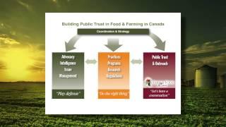 Ontario Farm Sustainability Agenda Part 1 - Meeting with Farm Leaders