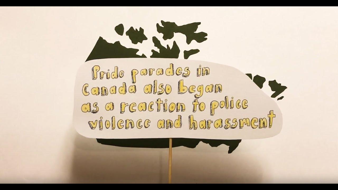 Histories of Pride (Grade 8)