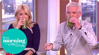 Phillip and Holly's Funniest Encounters with Food \u0026 Drink | This Morning