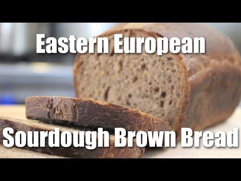 how-to-make-european-style-brown-bread-using-a-sourdough-starter-|-recipe