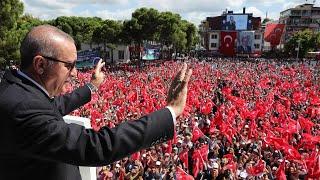 """Neue Vorwürfe von Erdogan: """"Es ist eine Schande!"""""""