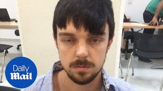 Mug shot released of Ethan Couch after arrest in Mexico - Daily Mail