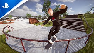 Skater XL - Easy Day High Map Reveal | PS4