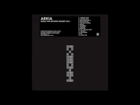 ARKIA - Music For Moving Images Vol.I