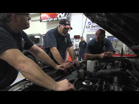 Tidewater Community College's Automotive Technology Program