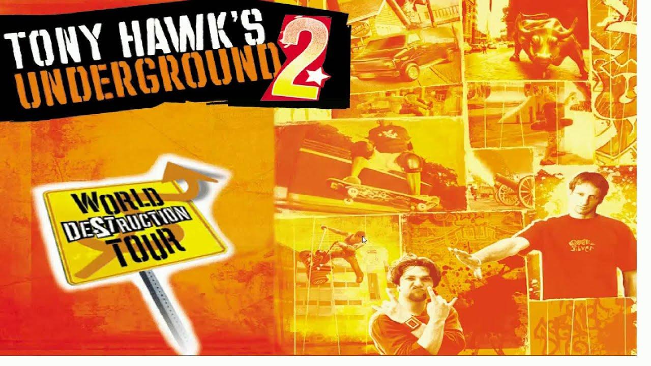 Игра tony hawk's underground 2 remix (2005) psp скачать через торрент.