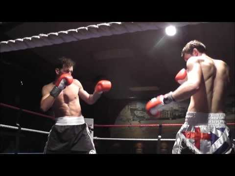 Scotty Todd v Jordan Jackson Boxing Broadstairs Pavilion 21 November 2013