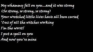 Hocus Pocus- I Put A Spell On You (With Lyrics).wmv