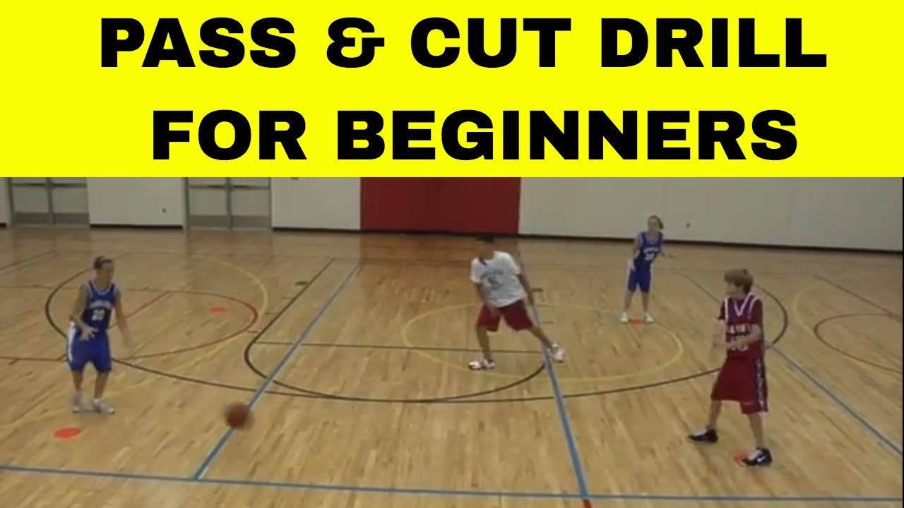 100 Pictures of Basketball Cutting Drills