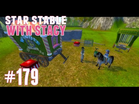 Star Stable with Stacy #179 - Icelandic Race & Circus Transport