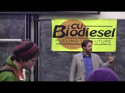 CU Biodiesel Presents Don Scott