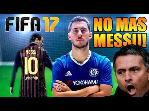 FIFA 17 TRAILER OFICIAL EN ESPAÑOL (no más Messi)