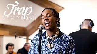 Rich The Kid Performs