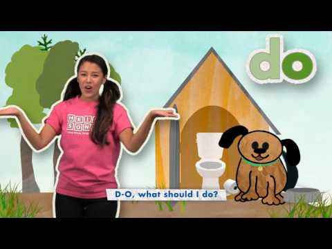 Do Song  Sight Word Song