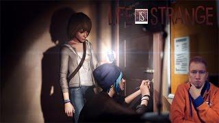 Life is Strange #08 | Chloe's lock picking level is too low