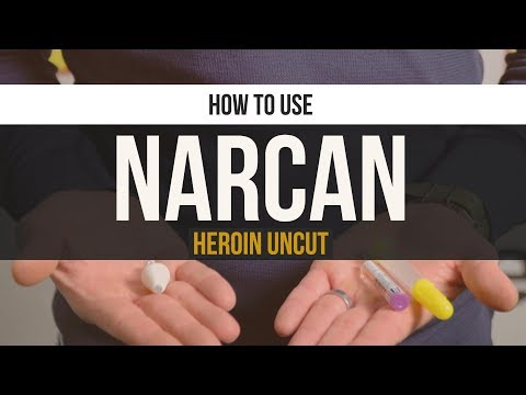 How to use Narcan — Learn in 3 minutes
