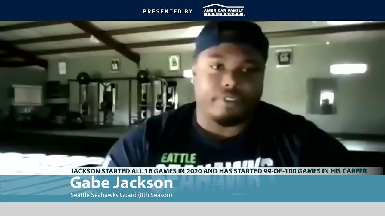 Gabe Jackson on Seattle Trade 2021-04-01