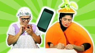 فوزي موزي وتوتي –  أيفون التيتا   – Teta's Iphone