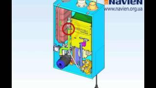 Демонтаж, замена и ремонт датчика протока телоносителя на котле NAVIEN ACE Turbo(Видеоинструкция по демонтажу, замене и ремонту котлов NAVIEN ACE Turbo http://www.navien.org.ua http://shop.navien.org.ua., 2013-09-06T09:46:49.000Z)