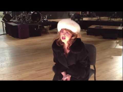 Lisa Dawn Miller Pre-show Interview, South Bend - Part II